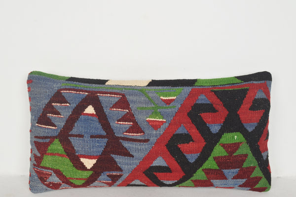 Kilim Rug Ikea Pillow F00441 Lumbar Novelty Accents Country Kelim