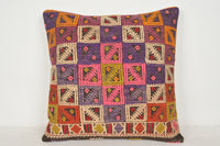 Moroccan Kilim Cushion Covers A00541 Tapestry pillow covers 24x24