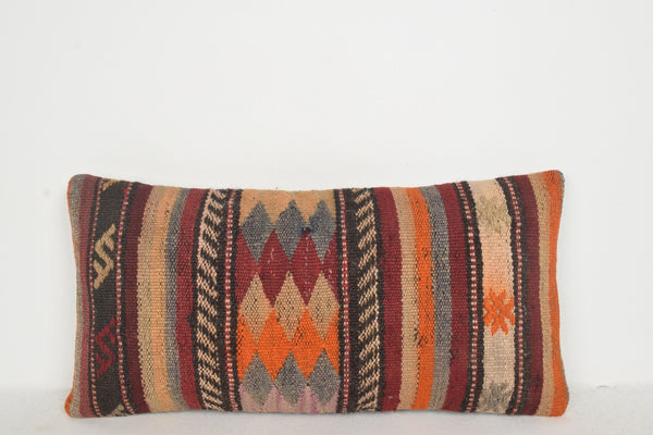 Kilim Rug Wall Hanging Pillow F01542 Homemade Bedroom Hippie