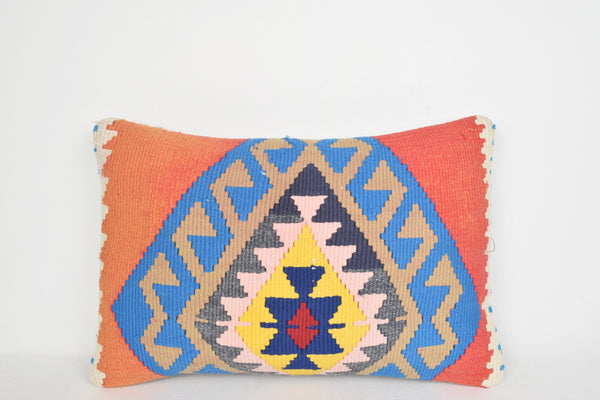 Kilim Pillow DIY E00143 Lumbar Gift Big Body Prehistoric