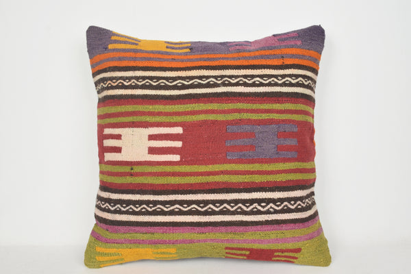 Kilim Pillow Toronto A00048 24x24 Nursery Large Cheap Southwestern Good