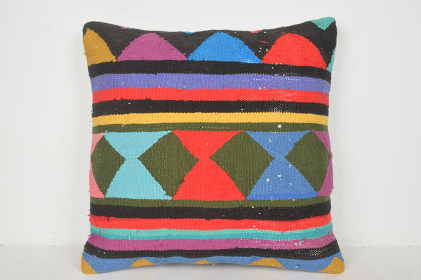 Kilim Pillow Canada A00349 24x24 Reliable Folk art Professional