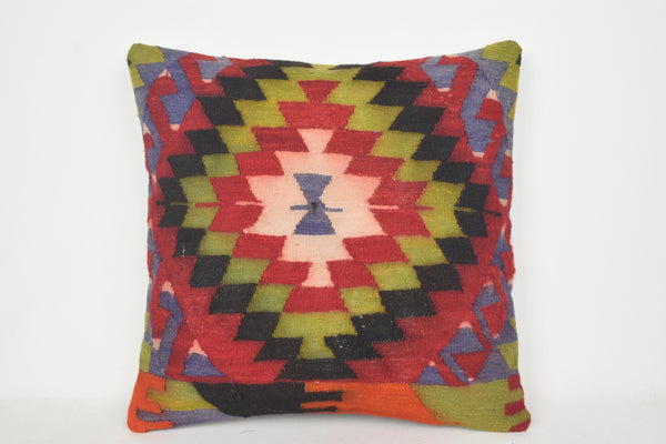 Inexpensive Kilim Pillow Covers A00049 24x24 Christmas Great Accessory Cool