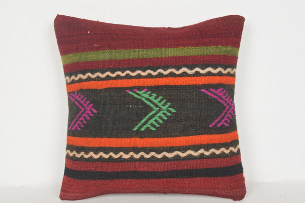 Turkish Tapestry Cushions D00552 16x16 Nomad Lifestyle Antique
