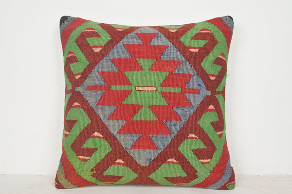 Kilim and Rug Pillow B00552 20x20 Fine Free Shipping Primary