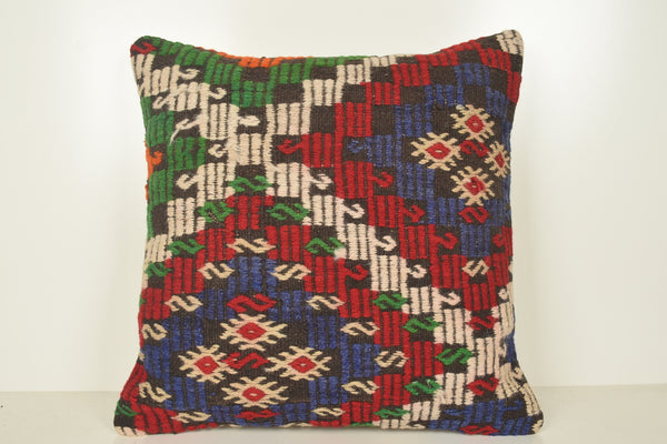 Turkish Rectangular Cushions A00953 24x24 Solid Floral Special Pattern