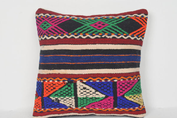 D00164 Seat Hand woven Gypsy Cotton