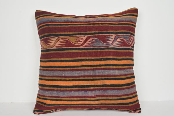 Kilim Cushion Melbourne A00755 24x24 Adornment Southern Comfort
