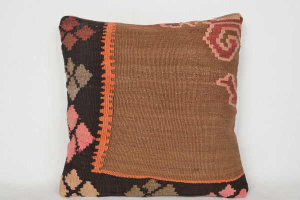 Kilim Pillows Cheap C00156 18x18 Model Decorative Organic