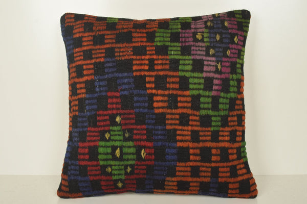 Navajo Rug Pillows B02057 20x20 Lifestyle Seat Garden