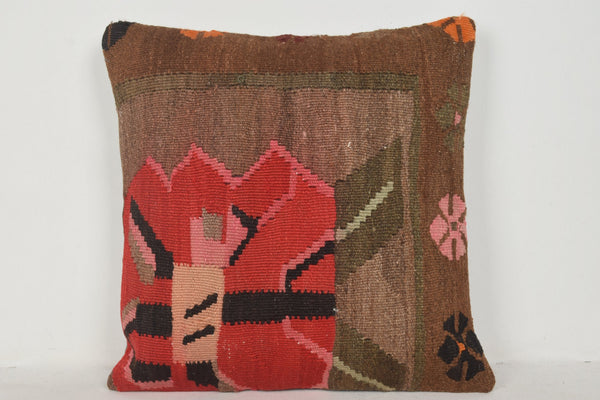 Kilim Rugs Melbourne Pillow B00257 20x20 Nautical Modern