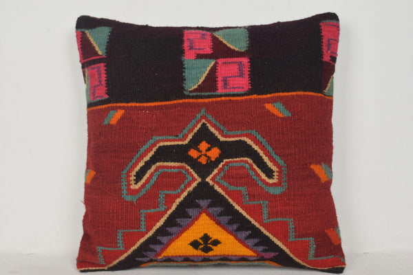 Kilim Rugs Online India Pillow B00259 20x20 Comfortable Body