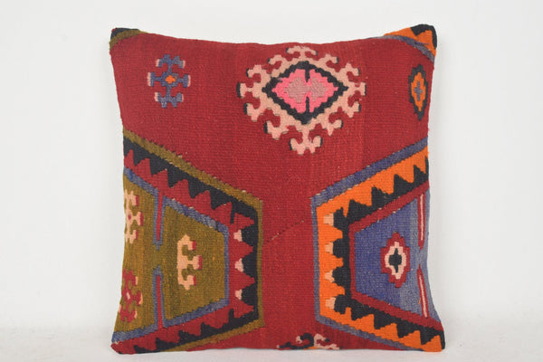 Decolic Kilim Pillows Etsy C00360 18x18 Crochet Country