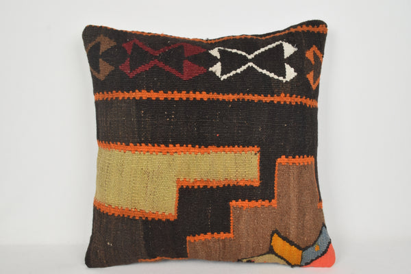 Kilim Pillows Large A00162 24x24 Tropical Beach Craft Historical