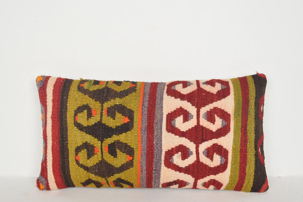 Southwestern Chic Pillow F00663 Lumbar Cool Room Craft Traditional