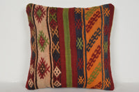 Kilim cushion NZ D00463 16x16 Wall covering Rustic Shop