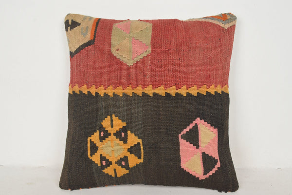 Turkish Pillows for Sale C00563 18x18 Solid Throw Luxury
