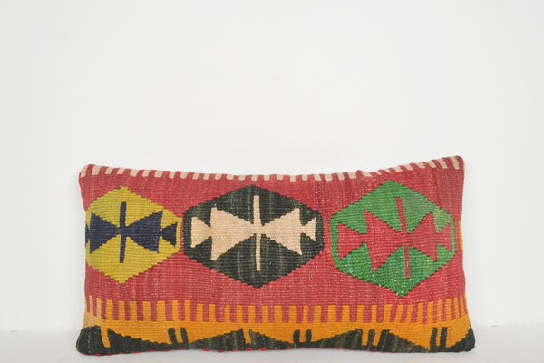 Vintage Kilim Rugs Melbourne Pillow F00563 Lumbar Western Celtic