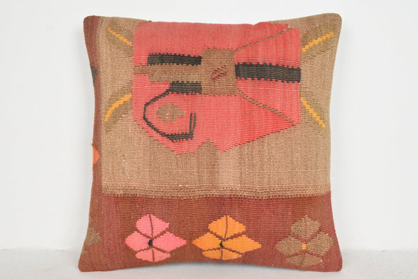 Bohemian Pink Pillow B00163 20x20 Celtic Geometric Bedding