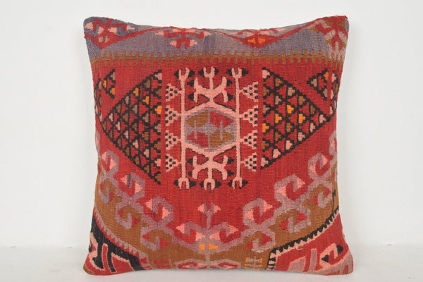 Kilim Rugs Dunelm Pillow B00666 20x20 Rug Knitted Comfortable