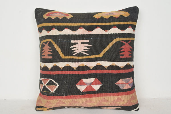 Kilim Rugs Runner Pillow B00766 20x20 Interior Sham Low-priced