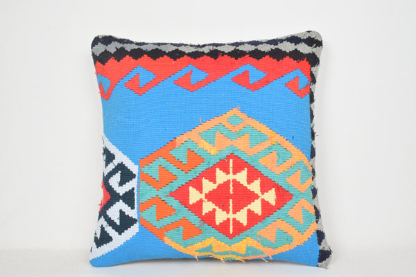 Kilim Cushions Ebay UK A00066 24x24 Hand woven Accents Clean Free shipping
