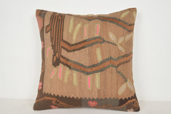 Kilim Pillow Urban Outfitters A00468 24x24 Retro Berber Knit Easter