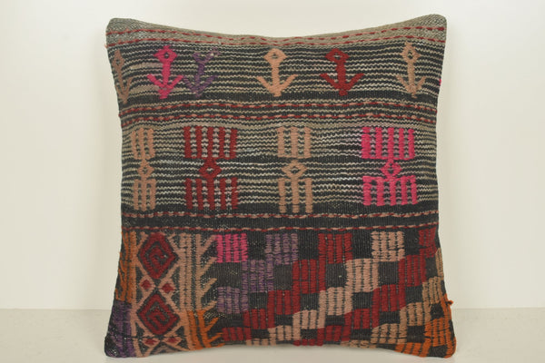 Ikea Turkish Pillows C01069 18x18 Prehistoric Salon Private
