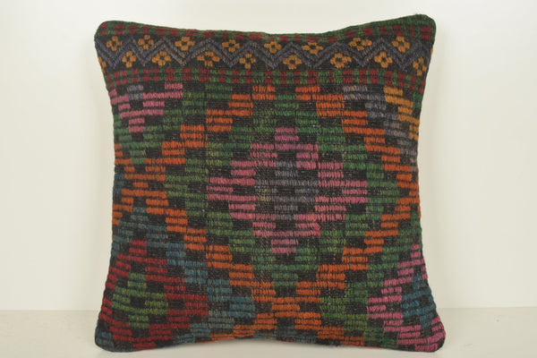 Kilim Pillows Bulk C00870 18x18 Art Classic Economic