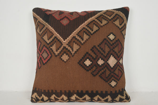 Turkish Cushions NZ A00374 24x24 Berber Embroidery Western Kitchen