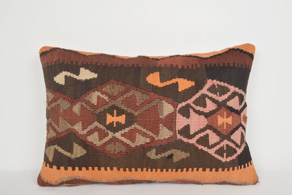 Kilim Pillow Covers Etsy E00074 Lumbar Artwork Bedroom Tradition