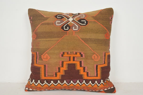 Kilim Pillows Wikipedia A00476 24x24 Middle east Classic Handiwork