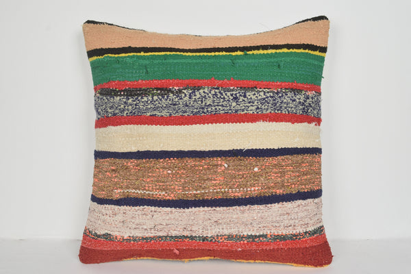 Namaste Kilim Cushions A00776 Handwoven Old Best Embroidered