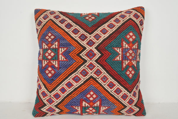 Turkish Carpet Pillows NZ A00376 24x24 Rustic House Artwork Society Whole
