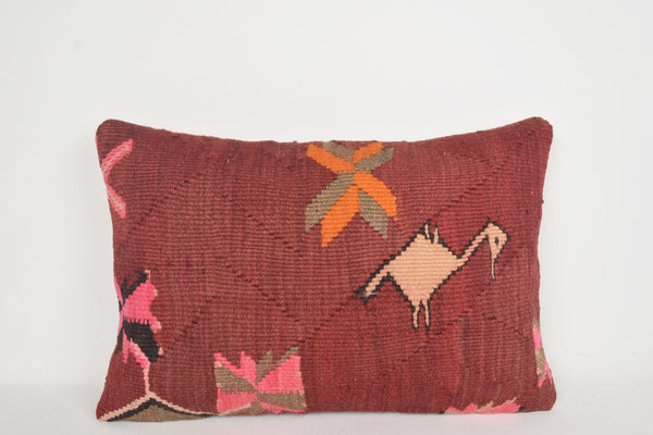 Kilim Cushions Sydney E00077 Lumbar Personal Throw Interior