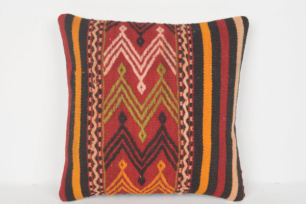 Kilim Cushions on EBAY 16x16 D00187 Satisfactory Excellent Geometric