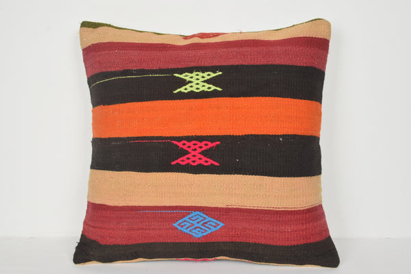 Decolic Kilim Pillows A00679 24x24 Retro Casual Southern Home