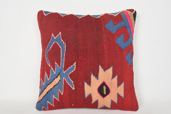 Soft Turkish Kilim Historical Pillow Society Case