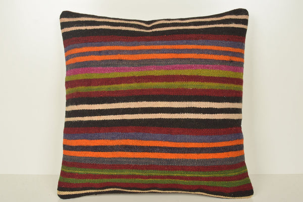 Kilim Rug Victoria BC Pillows B02008 20x20 Home Handmade Ethnic