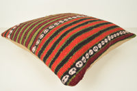 Kilim Couch Cushion A00980 24x24 Shabby Chic Whole Antique