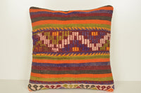Kilim Cushion Covers Large C01082 18x18 Crochet Lifestyle Eastern