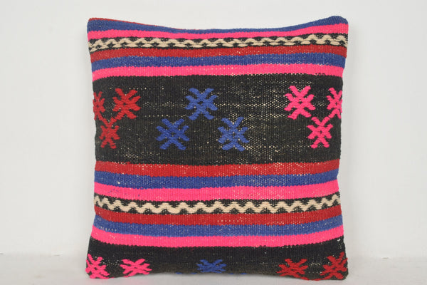 Kilim Rugs at Auction Pillow B01284 20x20 Tuscan Historic