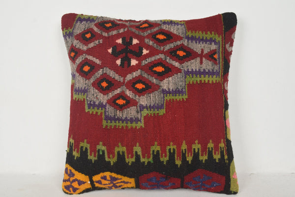 Turkish Cushions Floor B00685 20x20 Wall Covering Needlepoint Pouf