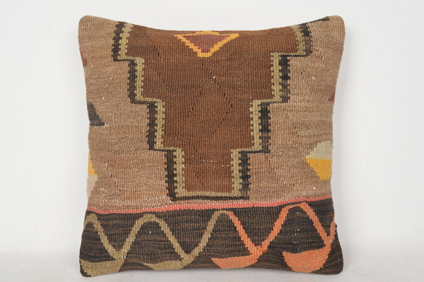 Pastel Kilim Pillow Covers C00287 18x18 House Reasonable Cottage