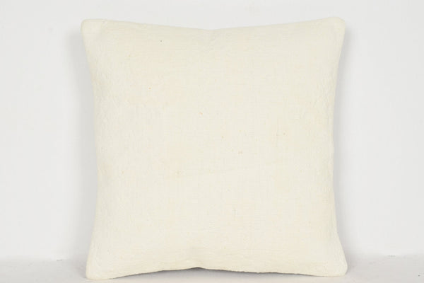 D00487 Turkish Pillow Covers 16x16, African cushion cover 16x16, Kelim pillows 16x16