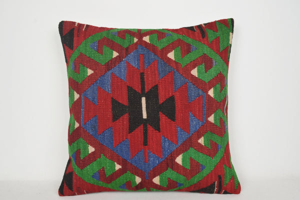 Turkish Inspired Cushions A00087 24x24 Tribal Professional Midcentury