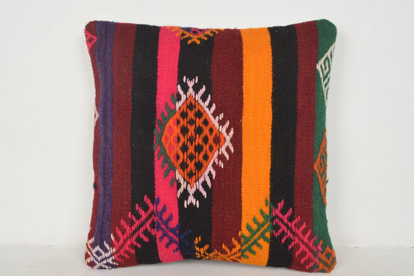 Vintage Edition Pillows B01288 20x20 Handknit Retro Accents