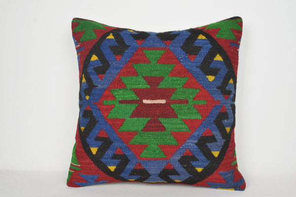 Kilim Pillow Covers for sale A00088 24x24 Decorator pillows Low-priced pillowcase