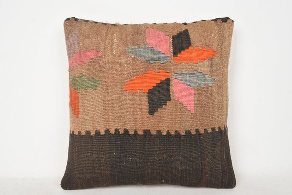 Kilim Cushion Covers Australia C00292 18x18 Private Bed Sale