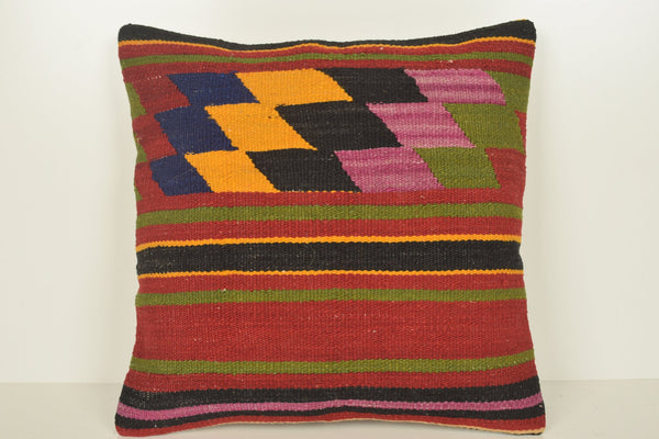 Turkish Pillows Etsy C00894 18x18 Social Northern Rug
